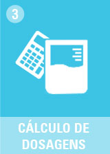 Calculando as dosagens